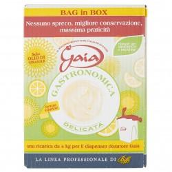 MAIONESE GAIA GASTR.DELICATA BAG IN BOX KG.4
