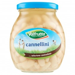 LEG/L FAGIOLI CANNELLINI VALFRUTTA VASO GR.360