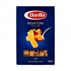 PASTA BARILLA RIGATONI N[89 GR.500