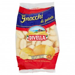 PASTA DIVELLA FRESCA GNOCCHI DI PATATE  GR.500 *