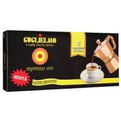 CAFFE' GUGLIELMO ESPRESSO ORO GR.250X4 *