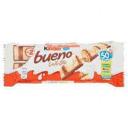 FERRERO KINDER BUENO WHITE 3X GR.39 T(2X3X10)