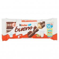 FERRERO KINDER BUENO GR.129 T(2X3)X10X2