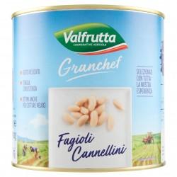 LEG/L.FAGIOLI CANNELLINI VALFRUTTA GC LATT.KG.3