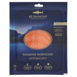 SALMONE AFF.NORVEGESE IN BUSTA GR.100 RE SALMONE