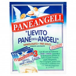 PANEANGELI LIEVITO VANIGLIATO GR.16X3 BUSTE