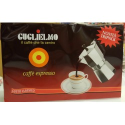 CAFFE' GUGLIELMO CLASSICO ESPRESSO GR.250 XPZ.3 *