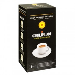 CIALDE CAFFE' GUGLIELMO MONODOSE E.S.E. PZ 18
