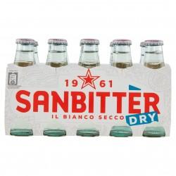 BEVERAGE SANBITTER DRY S.PELLEGRINO BOTT.10X10CL