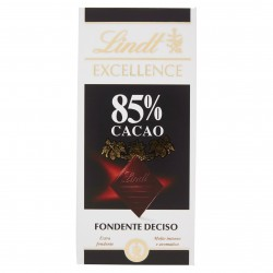 CIOCC.LINDT TAV.EXCELLANCE FONDENTE 85% GR.100