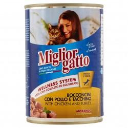 P/GATTO MORANDO MG BOCCONCINI POLLO/TACCH.GR.405