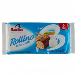 MERENDE BALCONI ROLLINO LATTE GR.222 PZ.6