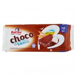 MERENDE BALCONI CHOCO&LATTE GR.300 PZ.10
