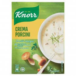 KNORR CREMA FUNGHI PORCINI GR.76