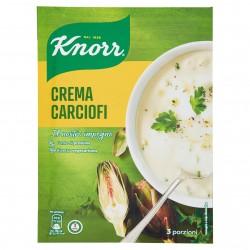 KNORR CREMA CARCIOFI GR.88