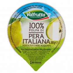 POLPA VALVRUTTA PERA GR.100