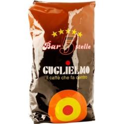 CAFFE' GUGLIELMO BAR 5 STELLE IN GRANI KG 1 CD2100