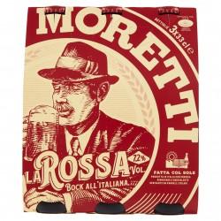 BIRRA MORETTI LA ROSSA CL.33X3