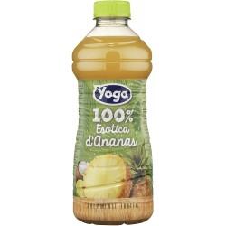 SUCCHI YOGA PET.FRUTTA 100% ANANAS L.1
