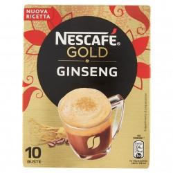NESCAFE GOLD GINSENG COFFEE GR.7 X10 BUSTE NESTLE