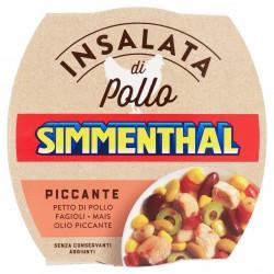 INSALATA SIMMENTHAL POLLO PICCANTE GR. 160