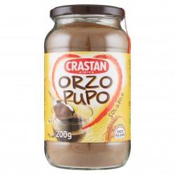 ORZO SOLUBILE PUPO CRASTAN VASO VETRO GR.200