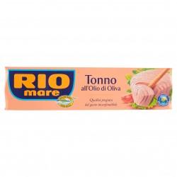 TONNO RIO MARE OLIO D'OLIVA GR.80X4