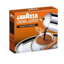 CAFFE' LAVAZZA CREMA E G.FORTE ARANC. GR.250X2PZ*