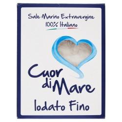 SALE SOPRAFFINO MARINO IODATO ASTUCCIO KG1 ATISALE