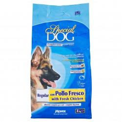 P/CANE MONGE SPECIAL DOG PREM. REGULAR KG.4