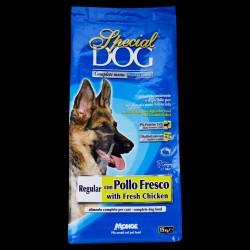 P/CANE MONGE SPECIAL DOG PREM. REGULAR KG.15