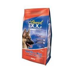 P/CANE MONGE SPECIAL DOG PREM. AGNELLO/RISO KG.15