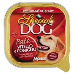 P/CANE MONGE SPECIAL DOG VASC.VITELLO/CONIG.GR.300