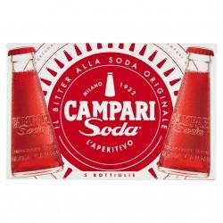 BEVERAGE CAMPARI SODA FAM. CL.10X5