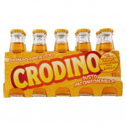 BEVERAGE CRODINO BIONDO VAP ML.100 X10