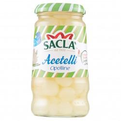 CIPOLLINE ACETELLI SACLA' VETRO GR.290