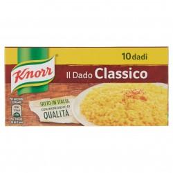 KNORR DADO CLASSICO GR.100 10 DADI