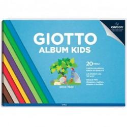 CANCELLERIA GIOTTO ALBUM COLORAT KIDS A4 30F GR120