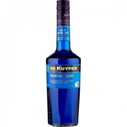 LIQUORE AGRUMI CURACAO BLUE DE KUYPER CL.70
