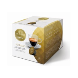 CAPSULE CAFFE C/DOLCE G. CAFFITALY SUPREMO PZ.30