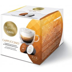 CAPSULE CAFFE C/DOLCE G.CAFFITALY CAPPUCCINO PZ.16
