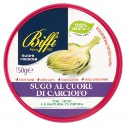 SUGO BIFFI AL CUORE DI CARCIOFO S/AGLIO GR.150
