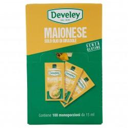 MAIONESE DEVELEY ML.15 PZ.100 OLIO GIRASOLE