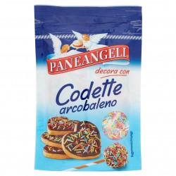DECOR.TORTA CODETTE ARCOBAL.PANEANGELI CAMEO GR.50