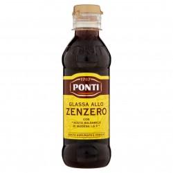 GLASSA PONTI ALLO ZENZERO PET BOTT. ML.220