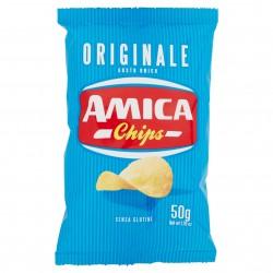 PATATINE AMICA CHIPS ORIGINALE GR.50