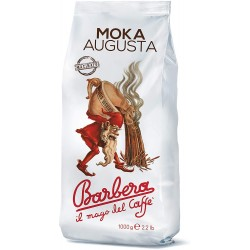 CAFFE' BARBERA AUGUSTA MACINATO KG.1