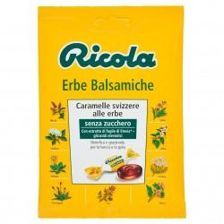 CARAMELLE RICOLA S/Z BUSTA ERBE AROMATICHE GR.70