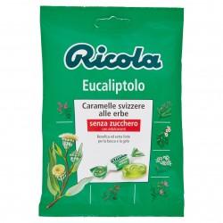 CARAMELLE RICOLA S/Z BUSTA EUCALIPTOLO GR.70