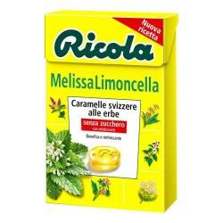CARAMELLE RICOLA S/Z AST. MELISSA LIMONC. GR.50